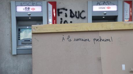 Après les violences du 16 mars 2019 sur les Champs-Elysées (image d'illustration).