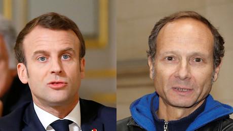 Emmanuel Macron, Frédéric Lordon (image d'illustration).