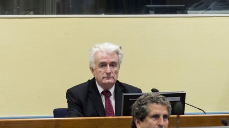 Jugé coupable de génocide en Bosnie, Radovan Karadzic condamné à la perpétuité à La Haye