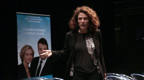 Chantal Jouanno, présidente de la CNDP (image d'illustration).