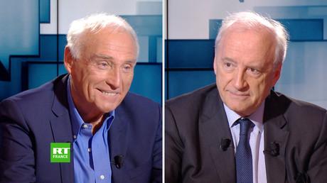 La Grande Interview de Jean-Marc Sylvestre : Hubert Védrine