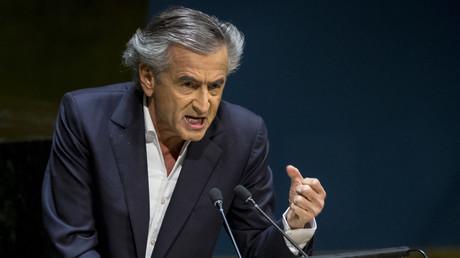 Bernard-Henri Lévy propose de ne pas tenir compte des votes qui ne lui plaisent pas