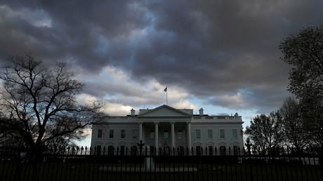 La Maison Blanche, le 22 mars 2019.