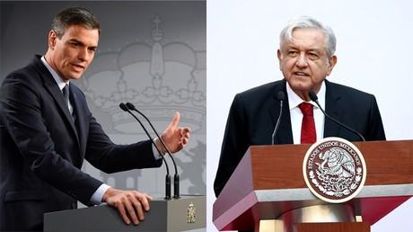 Le Mexique demande à l'Espagne des excuses pour le XVIe siècle, Madrid refuse