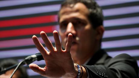 Venezuela : Guaido déclaré inéligible pour 15 ans pour utilisation non-justifiée de fonds étrangers