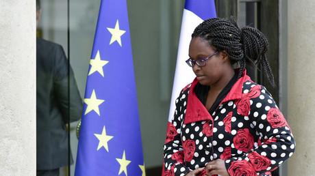 Sibeth Ndiaye a été nommée porte-parole du gouvernement en remplacement de Benjamin Griveaux.