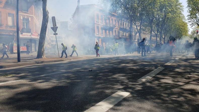 Acte 22 : situation tendue à Toulouse, manifestations dans le calme à Paris (EN CONTINU)