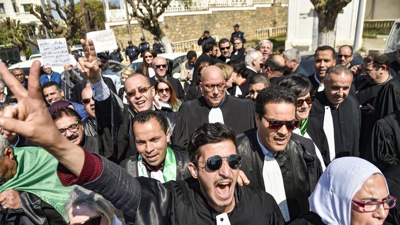 Algérie : des magistrats refusent de superviser l'élection présidentielle