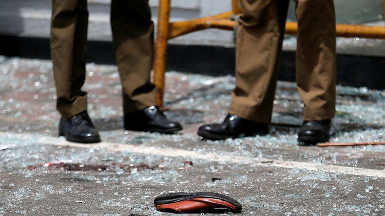 Attentats terroristes au Sri Lanka contre des chrétiens dans des églises Pâques 2019 5cbc205809fac263368b4567