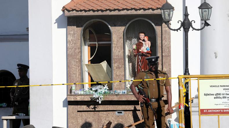 Attentats terroristes au Sri Lanka contre des chrétiens dans des églises Pâques 2019 5cbd9cd109fac2880b8b4568