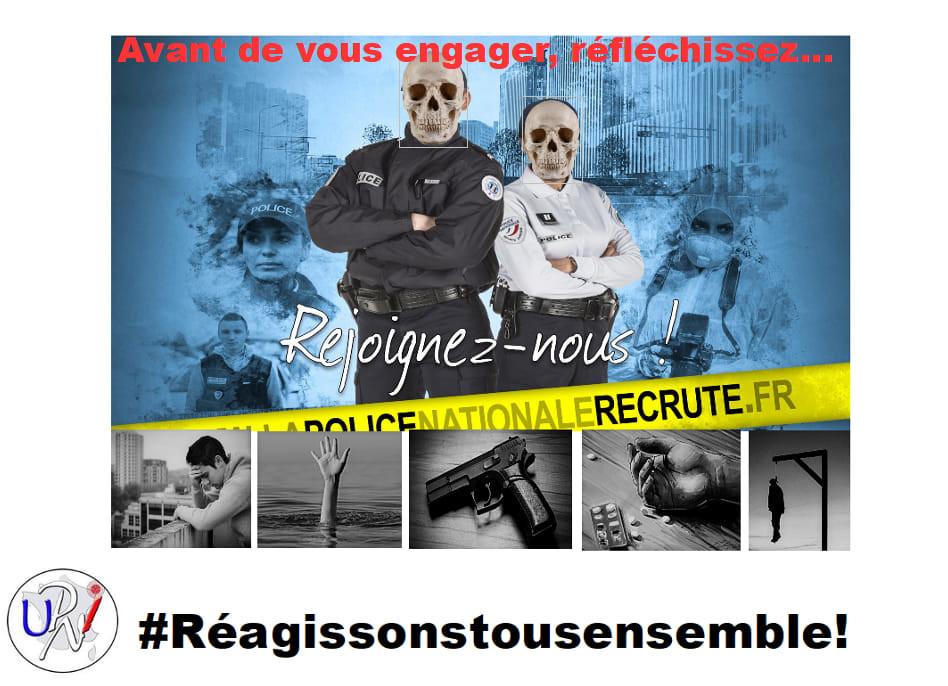 Un policier se suicide tous les quatre jours en France : à quand une réaction de Beauvau ?