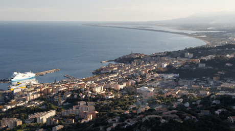 Bastia en 2012 (image d'illustration).
