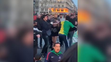 Personne transgenre agressée à la manifestation anti-Bouteflika (image d'illustration).
