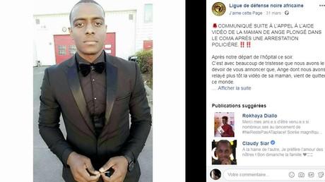 Ange Dibenesha a avalé 25 grammes de cocaïne avant de mourir
