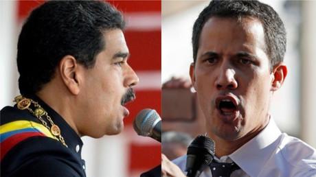 Au Venezuela, Maduro et Guaido mobilisent simultanément leurs partisans (VIDEOS)