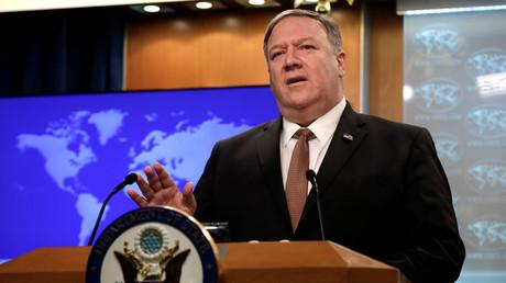 Le secrétaire d'Etat américain Mike Pompeo (image d'illustration).
