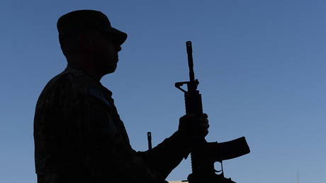 Un soldat américain mobilisé en Afghanistan, le 11 septembre 2014 (image d'illustration).
