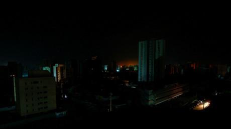 Le Venezuela de nouveau plongé dans le noir