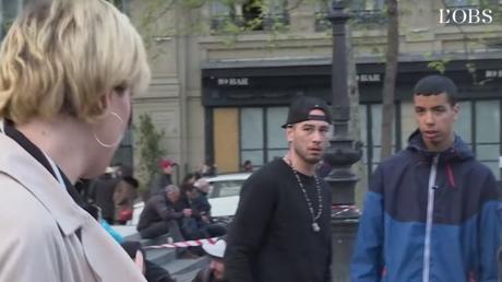 Julia, femme transgenre, de nouveau agressée lors d'un rassemblement de soutien (VIDEO)