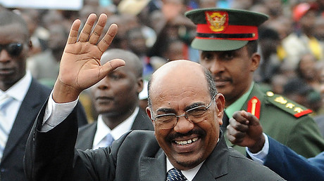 L'ancien président soudanais Omar el-Béchir le 27 août 2010 à Nairobi (image d'illustration).
