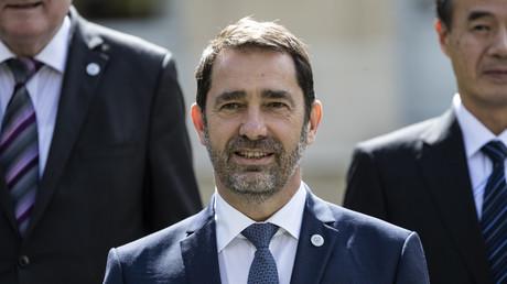 Le ministre de l'Intérieur Chritophe Castaner.
