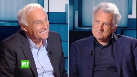 La Grande Interview :  René Frydman