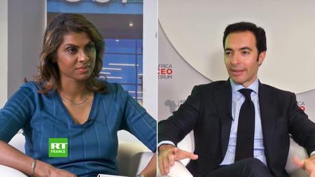 La Grande Interview :  Amir Ben Yahmed