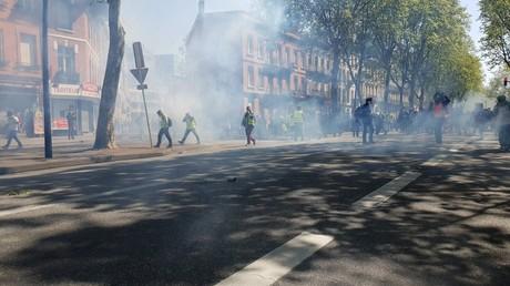 Acte 22 des Gilets jaunes : les manifestants à nouveau dans la rue