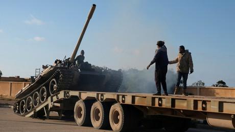 Libye : un avion de chasse des pro-Haftar aurait été abattu près de Tripoli
