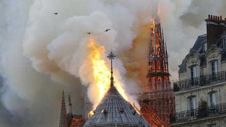 Notre-Dame: des Etats-Unis à l'Iran en passant par Moscou, le monde exprime sa solidarité avec Paris