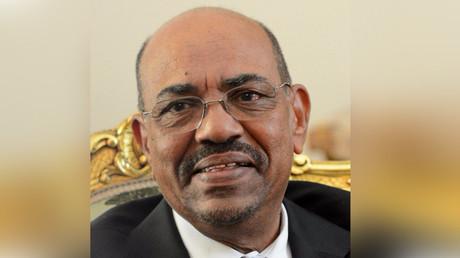 Le président soudanais déchu, Omar el-Béchir, lors d'une réunion au Caire le 16 septembre 2012 (image d'illustration).