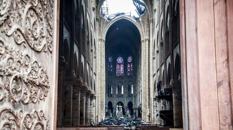 Incendie de Notre-Dame : début d'une enquête qui s'annonce complexe