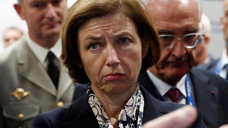La ministre française des armées Florence Parly (image d'illustration).