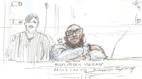 Abdelkader Merah : 30 ans de prison pour complicité des crimes de son frère