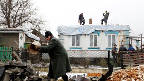 Périphérie de Donetsk (image d'illustration).