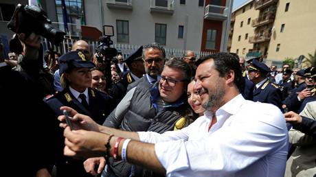 Salvini préfère voir la Russie intégrer l'UE plutôt que la Turquie