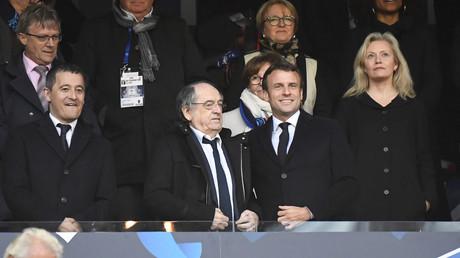 Emmanuel Macron essuie des chants insultants lors de la finale de la Coupe de France