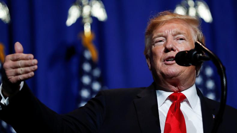 Donald Trump menace Téhéran : «Si l'Iran veut se battre, ce sera la fin officielle de l'Iran»