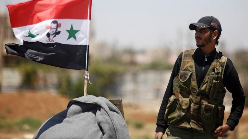 Syrie : Washington accuse Damas d'attaque chimique... même l'OSDH et les Casques blancs démentent