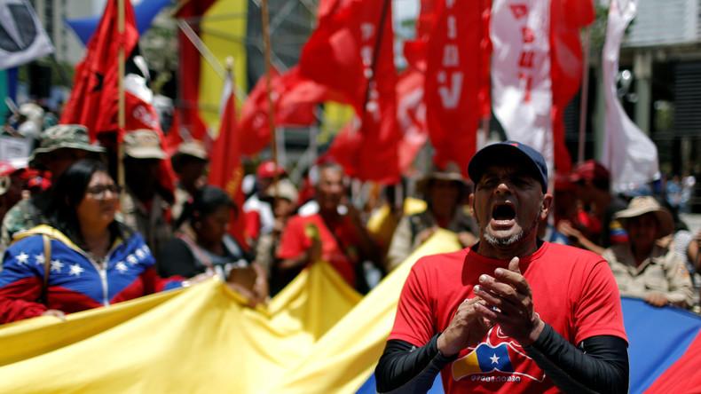 Venezuela : comprendre la guerre qui vient, par Romain Migus