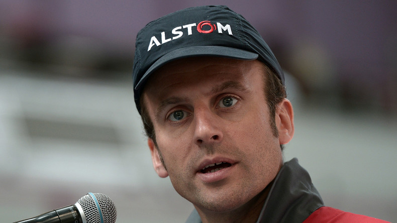 Plan social de General Electric: Macron «extrêmement vigilant»... malgré des promesses non tenues ?