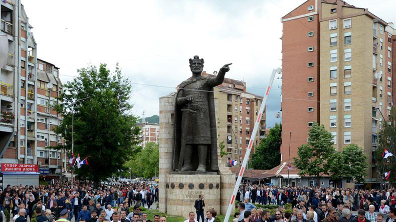 Les tensions dans les Balkans annoncent-elles un chantage de l'UE à la Serbie sur le Kosovo ?