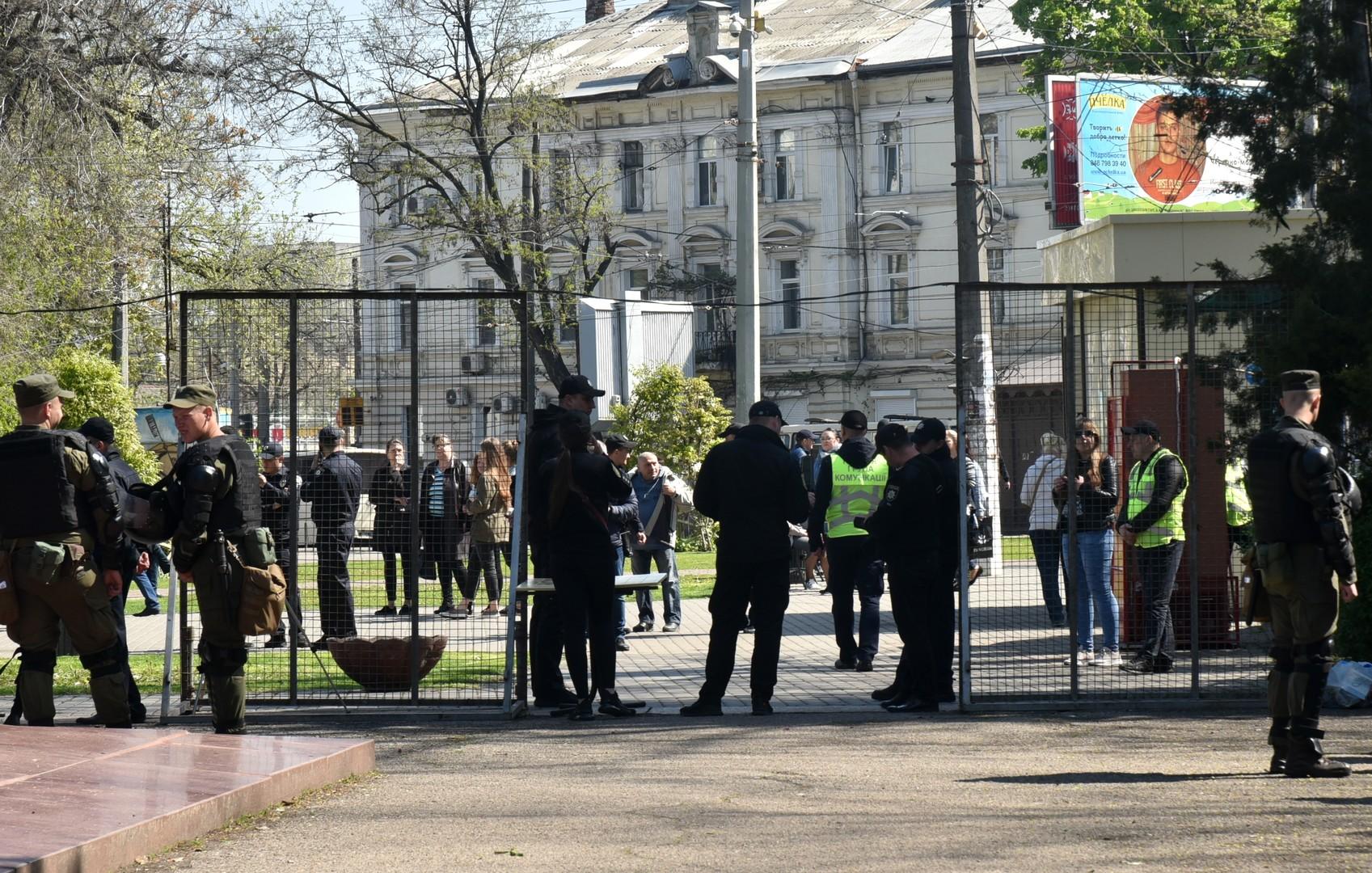 Le massacre d'Odessa : 5 ans après, la tragédie est une plaie toujours ouverte