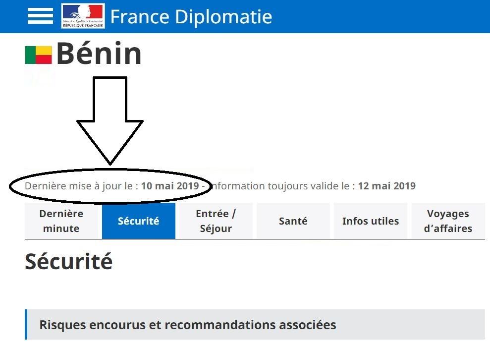 Bénin : les ex-otages n'auraient pas été enlevés en «zone rouge» comme l'affirmait Le Drian