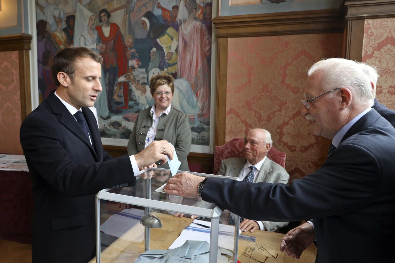 Percée des verts et des eurosceptiques — Élections européennes