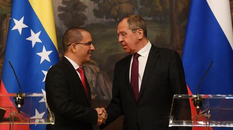 Lavrov appelle les Etats-Unis à «abandonner leurs plans irresponsables» au Venezuela