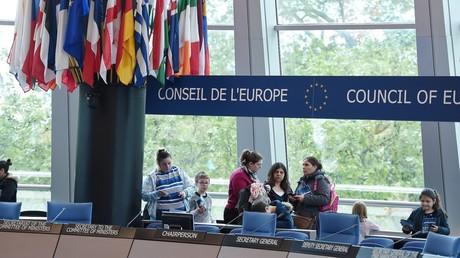 Le Conseil de l'Europe ouvert au public pour son 70e anniversaire.