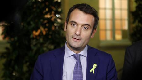 Florian Philippot à Matignon le 3 décembre 2018 (image d'illustration).