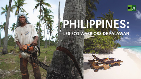 Philippines : les eco warriors de Palawan