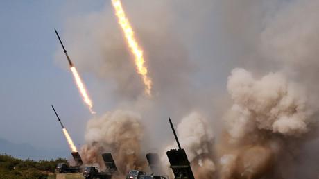 L'armée sud-coréenne affirme que Pyongyang a tiré deux missiles